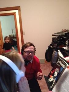 em and nick recording